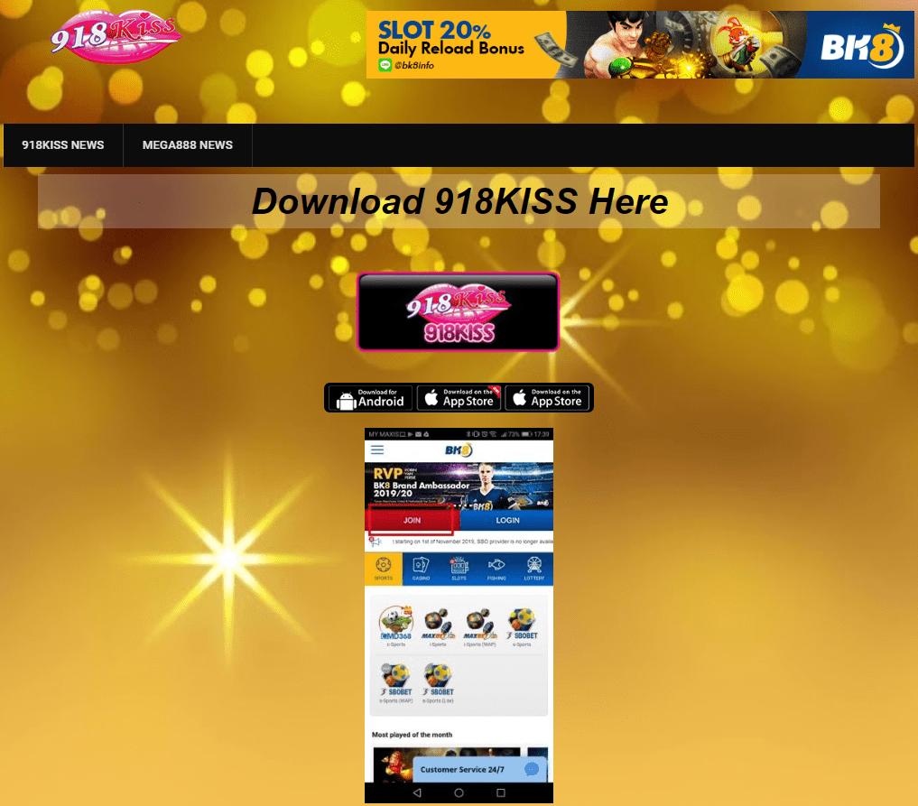 918kiss download 918kisses