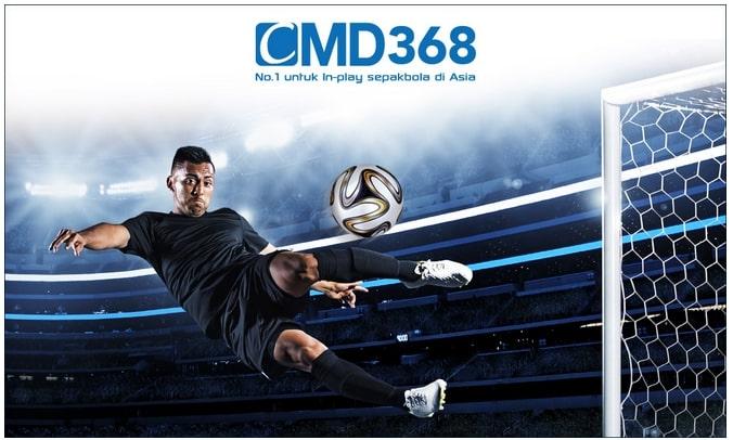 CMd368 online sportsbook review