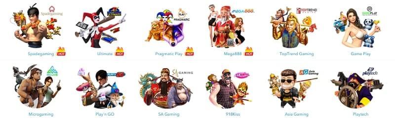 bk8 online casino malaysia slots