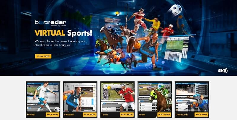 bk8 online casino malaysia virtual sports