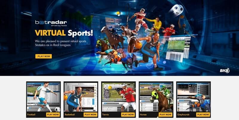 bk8 online casino malaysia virtual sports
