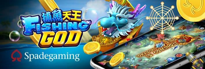 fishing god online fish shooting review