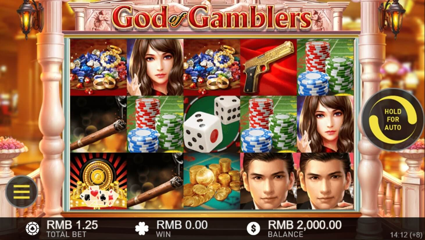 gameplay god of gamblers