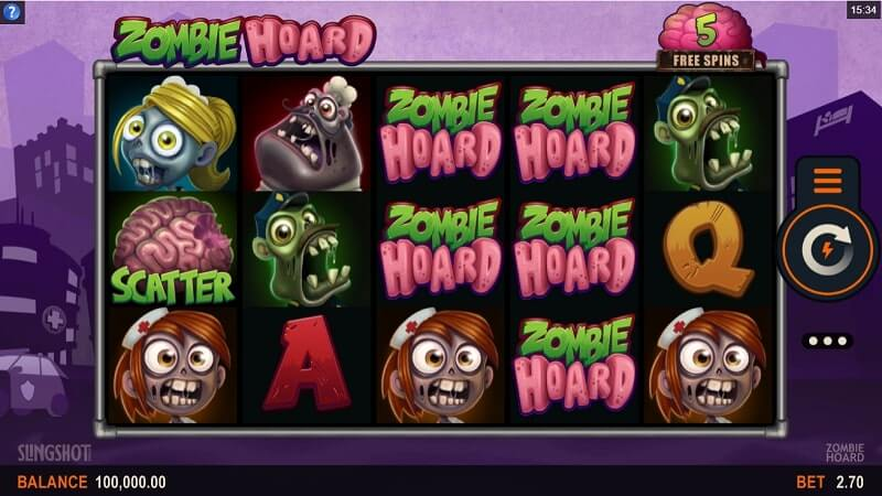 microgaming zombie hoard