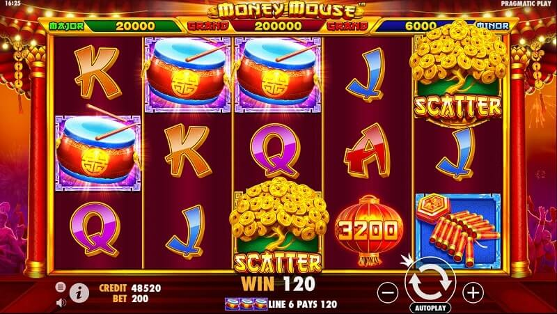 pragmatic play money mouse