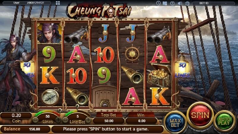 sa gaming cheung po tsai