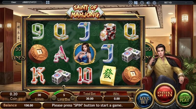 sa gaming the saint of mahjong