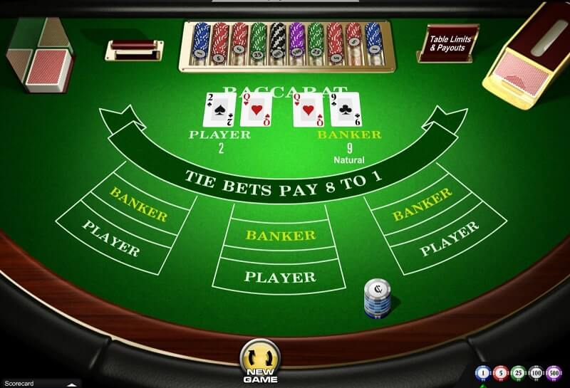 toptrend baccarat