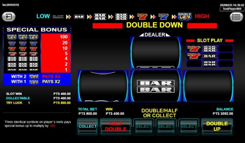 super 8 ways ultimate slot game bonus