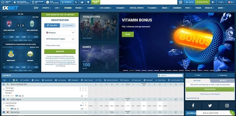 1xbet online casino review