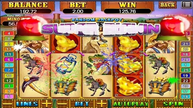 3win8 paydirt slot game