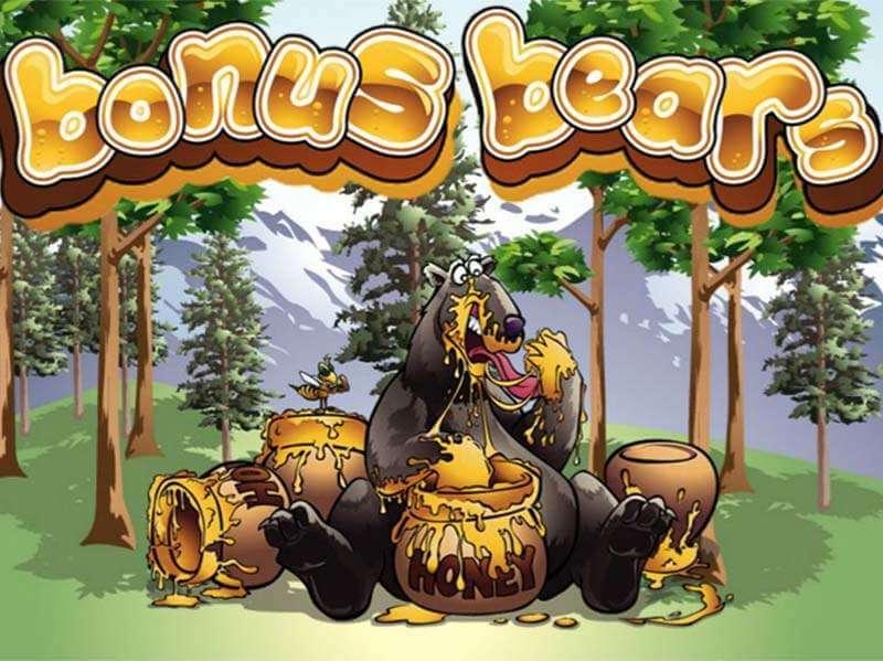 bonus bears slot game