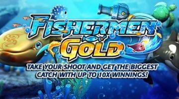 fishermen gold game