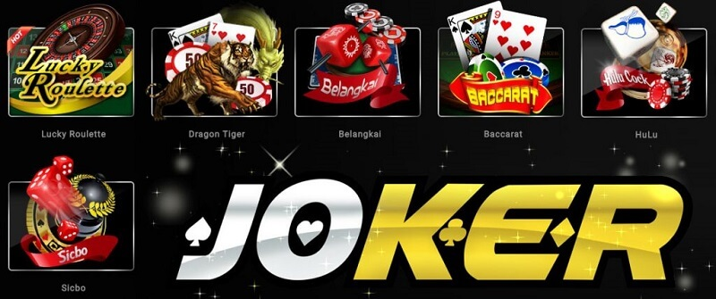 joker123 casino games