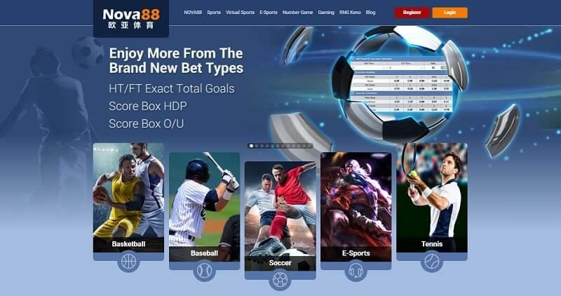 nova88 sports games