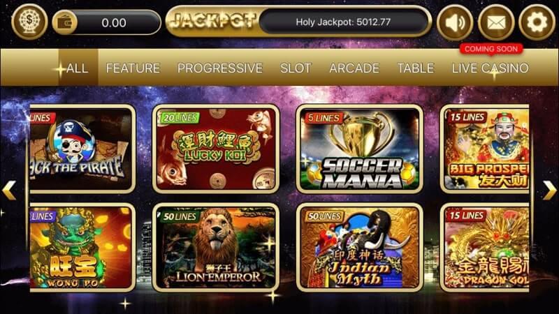 sky777 online casino games