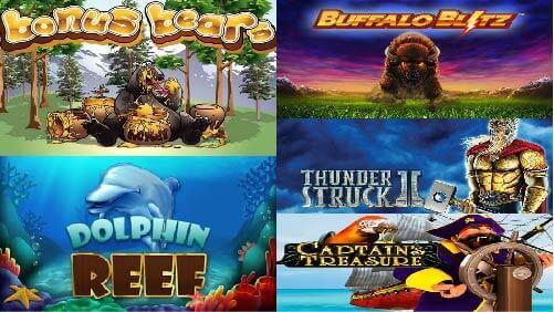 top 5 online slot games