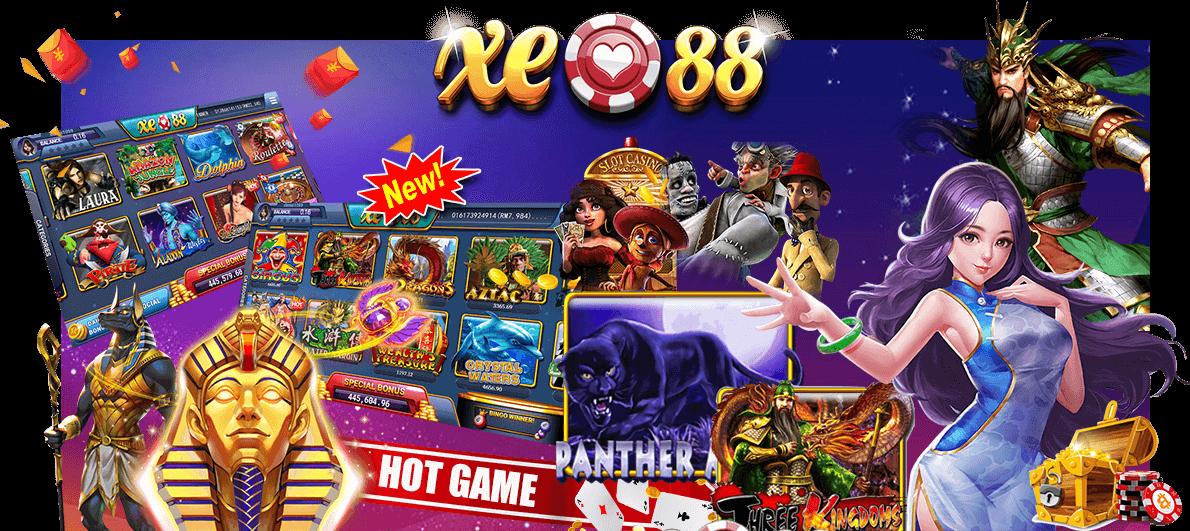 xe88 online casino games
