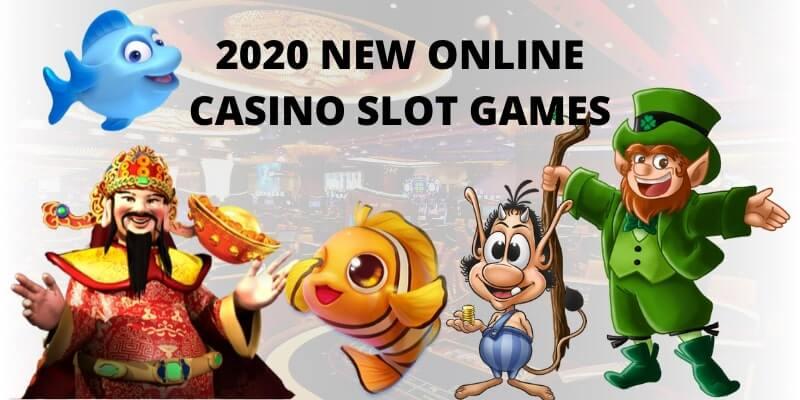 2020 NEW ONLINE CASINO SLOT GAME