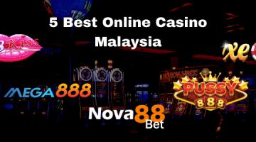 5 Best Online Casino Malaysia