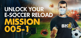 E-SOCCER RELOAD MISSION 005-1