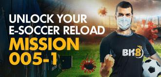 E-SOCCER RELOAD MISSION 005-1