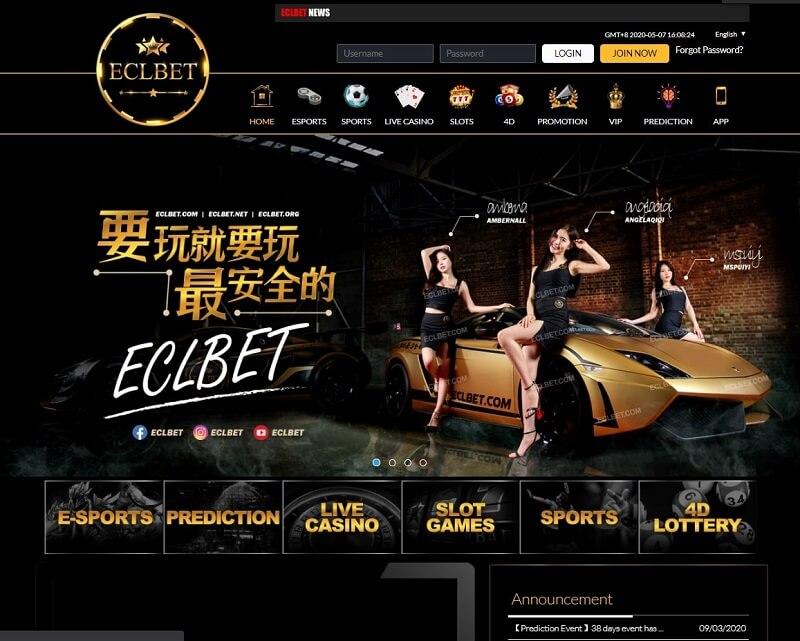 eclbet homepage