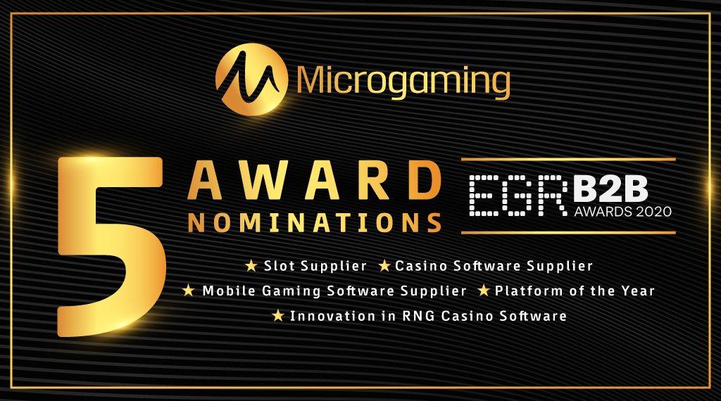 microgaming awards
