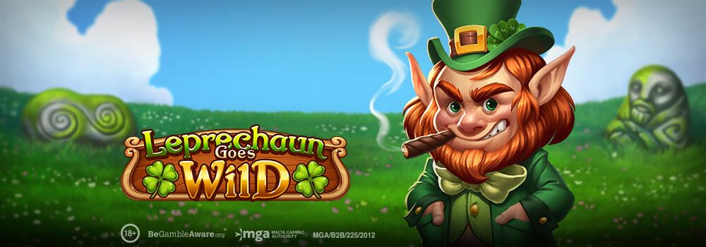 playn go Leprechaun Goes Wild
