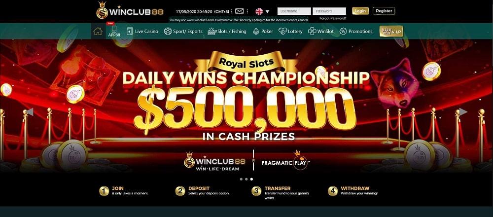 winclub88 online casino