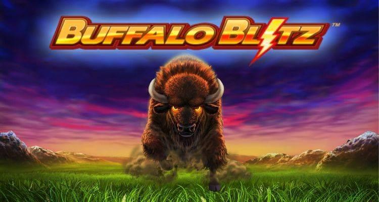 buffalo blitz slot game