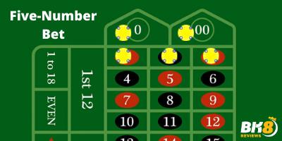 five-number bet