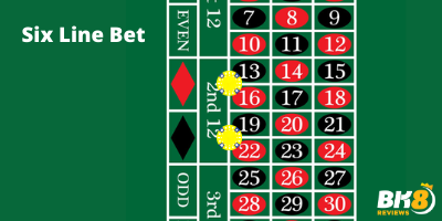 six line bet