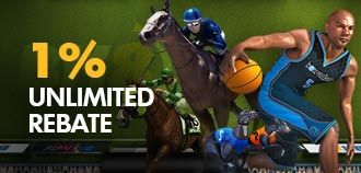 VIRTUAL SPORTS 1% CASH REBATE