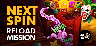 NEXTSPIN RELOAD MISSION
