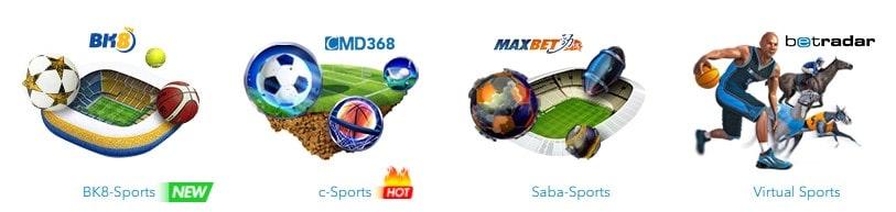 BK8 Sports Betting