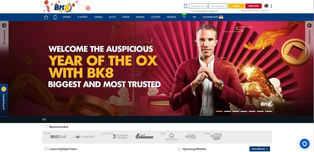 BK8my homepage
